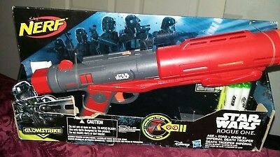 Star Wars Rogue One nerf Imperial blaster new Imperial Death Trooper Glowstrike