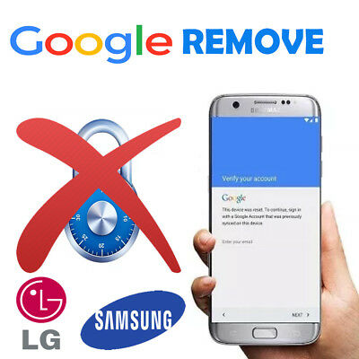 Remote Service Google Account Removal Reset FRP LG AND SAMSUNG See models below