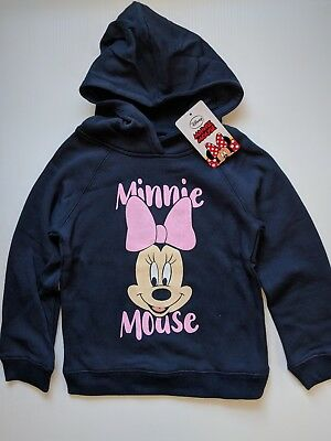 Disney / Minnie Mouse / Hooded Jumper / Girls.