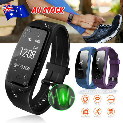 Smart Watch Sports Fitness Activity Tracker S1 Heart Rate Monitor