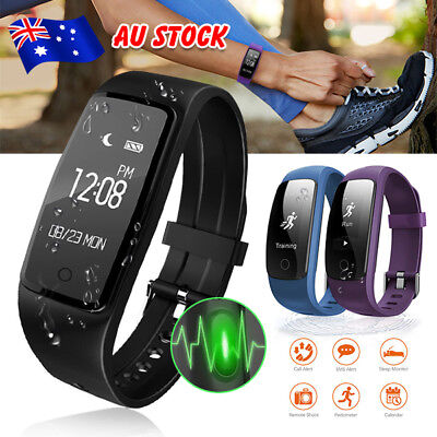 Smart Watch Sports Fitness Activity Tracker S1 Heart Rate Monitor Fitbit style