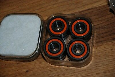 BRONSON SPEED CO.  Raw Bearings - Kugellager Skateboard Longboard