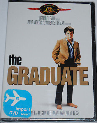 DVD THE GRADUATE neuf sous blister