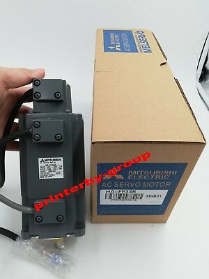 100% NEW MITSUBISHI Servo Motor HA-FF33B IN BOX HAFF33B