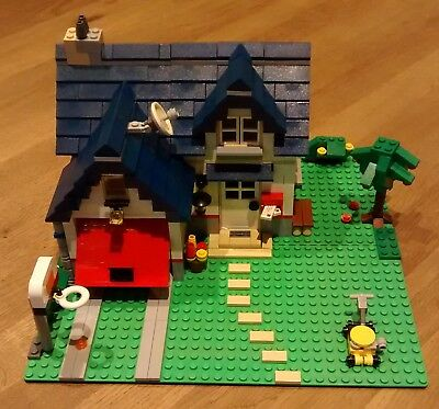 Lego Creator Apple Tree House 5891 100 Complete With Box And