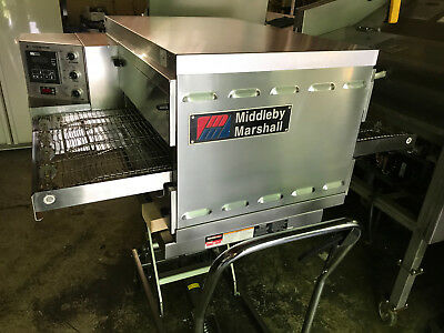 Middleby Marshall PS520E Electric Conveyor Pizza Oven (Exceptional Condition)