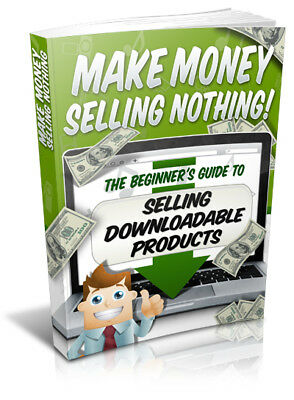 FREE BONUS~Make Money Selling Nothing!+Resell Rights Online Business