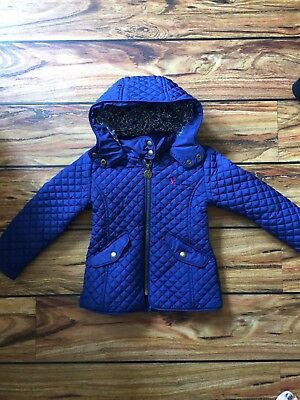 Joules Coat Aged 3