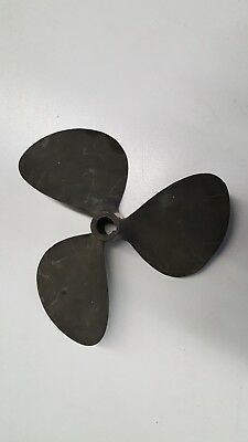 propeller Original Chris Craft Messing Baujahr 4.65 36-72 RH