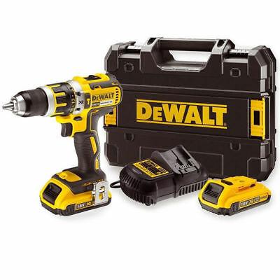 PACK VISSEUSE DEWALT DCD790M4 18V 4.0AH. BATTERY x2