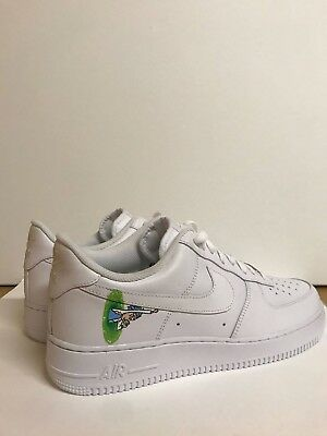 RICK AND MORTY Custom Nike Air Force 1 EUR 165,01