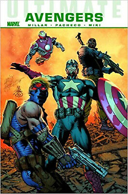 Ultimate Comics Avengers: Next Generation Premiere HC, Millar, Mark, New Book