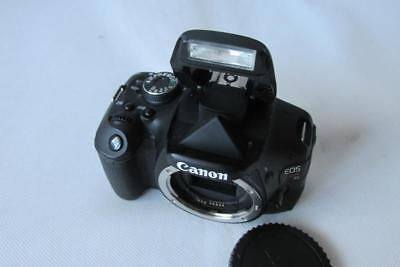 Canon EOS 600D KISS X5 18.0MP Digital-SLR DSLR Camera (FHD Camcorder) -Body Only
