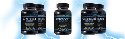 Geneticore Boost (5X 90Caps) Premium Male Performance - Free Shipping Worldwide
