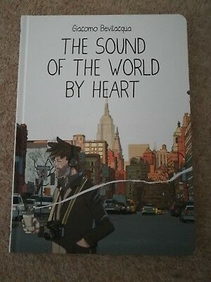 The Sound Of The World By Heart Euro Graphic Novel English Lion Forge Bevilacqua
