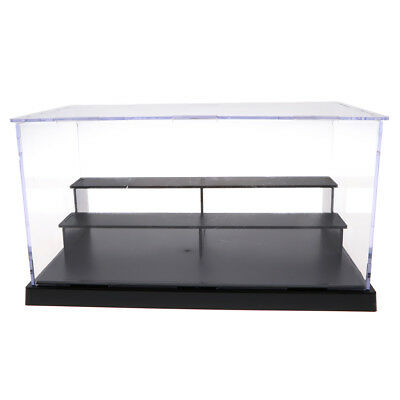Zahlen Modell Transparent Display Show Case Acryl Box Dekoration