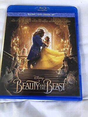 Beauty and the Beast (Blu-ray/DVD) NO DIGITAL