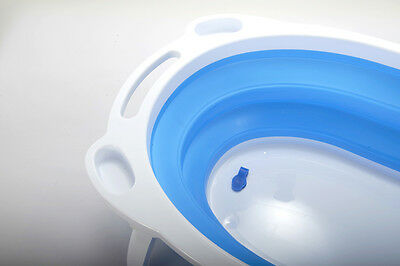 Baby Bath Tub Collapsible Foldable Baby bath Tub