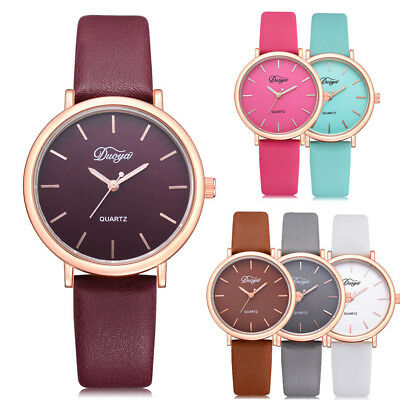 Fashion Mens Womens Hours Dial Alloy Analog Wristwatches Unisex Casual Watches