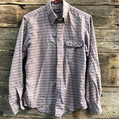 Vintage Cavalier by Sears Mens Casual Long Sleeve Shirt Size M