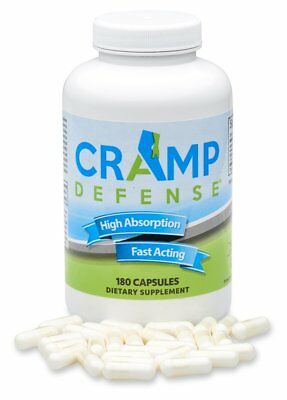 Cramp Defense® With Truemag® - Stop Leg Cramps, Muscle Cramps & Spasms Fast.