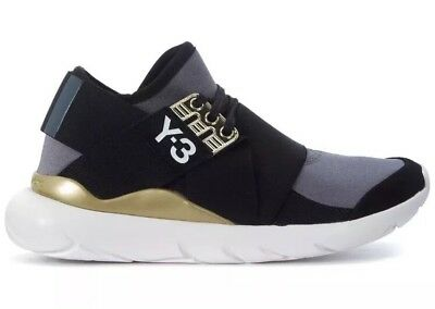 newest ad0a5 00ab7 Y-3 Y3 Adidas Qasa Elle Lace Size 4 Brand New In Box The Tubular