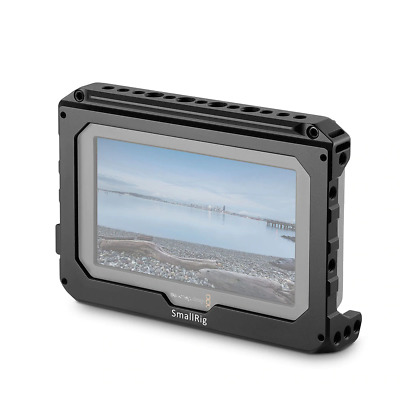 SmallRig Monitor Cage for Blackmagic Video Assist with HDMI Lock 1726