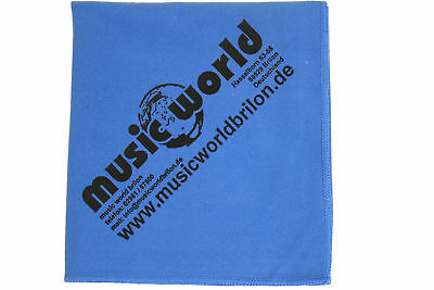 music world Poliertuch Microfaser - Microfavorit