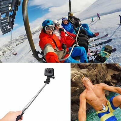 PULUZ PU55 Universal Portable Selfie Stick Extendable Taking Photos For GoPro QC