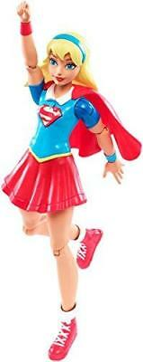 DC Super Hero Girls Supergirl Action Figure with Cape