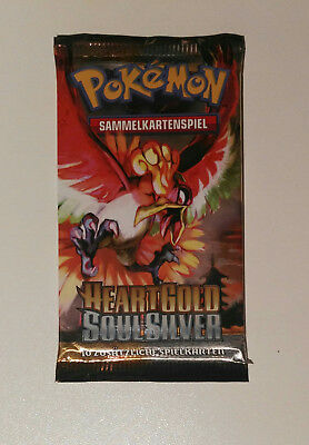 Pokemon Booster Heart Gold & Soul Silver Deutsch