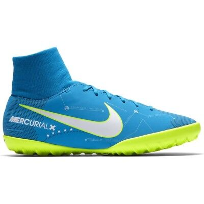 Nike Jr Mercurial Victory 6 DF Njr FG blue orbit/white-blue orbit-ar in Größe 38 / US 5,5Y