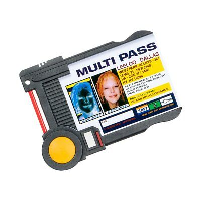 Leeloo Dallas Multi Pass Prop Replica ID Badge Holder from The Fifth Element