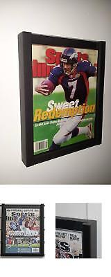Magazine Display Case Shadow Box Frame For Current Illustrated Magazine Or Comic