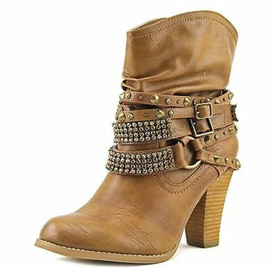 c967a7ff55a NOT RATED WOMENS Lobsteria Closed Toe Ankle Fashion Boots -  63.20 ...