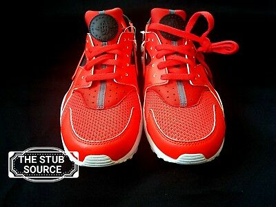 huge discount 59748 2a50f Nike Air Huarache Run Habanero Red Sample Shoes Sneakers Size 9 318429-609  NWOB