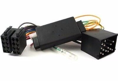 BMW 3 Series Steering Control Adaptor (Round Pin Connection) Autoleads PC99-X21