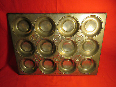 MaryAnn/Strawberry Shortcake 12-Cup Muffin Pan By ECKO