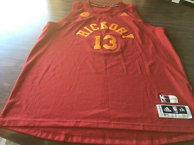 ADIDAS MENS INDIANA Pacers Hickory NBA Paul George Swingman