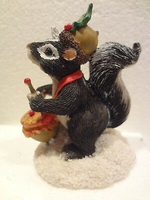 Charming Tails - Little Drummer Boy  87/557  Mib