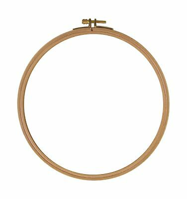 Edmunds 8-inch German Hand/Machine Embroidery Hoop