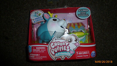 Chubby Puppies Dog Icy Deer MISB New!! Very RARE!!