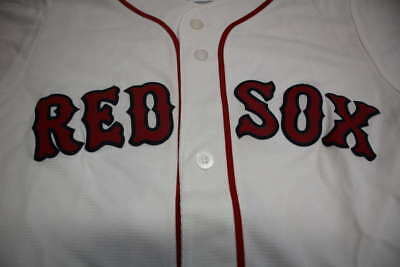 Majestic Kids Youth Small Red Sox Sale 41 Jersy D57945