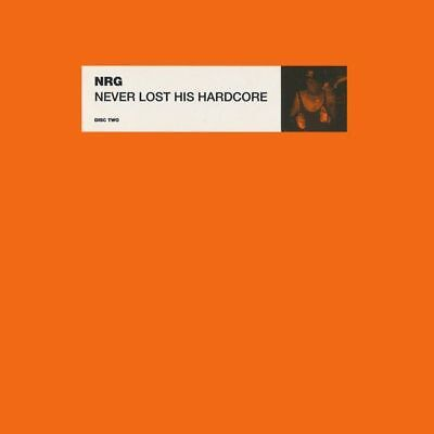"12"": N.R.G. - Never Lost His Hardcore (Disc Two) - Top Banana Recordings - TOP04"