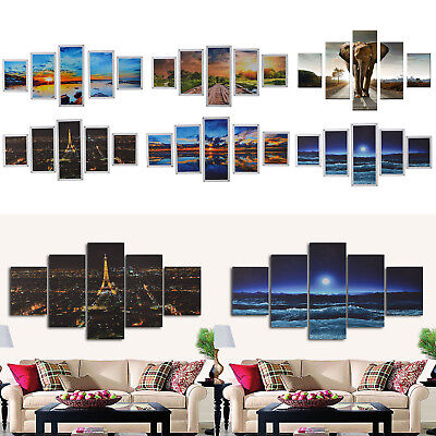 Modern Oil Painting Picture Abstract Art Canvas Print Home Wall Decor Unframed