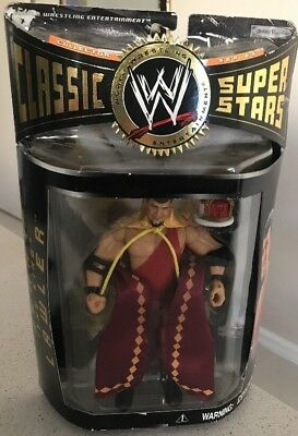 """WWE Classic Superstars Jerry """"The King"""" Lawler Figure. Free Shipping Rare 2005"""