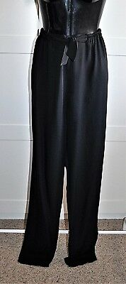 Vintage 70's BELLE AIRE Fashions Sheer Tapered Pants