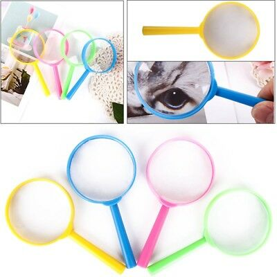 1PC Kids Jumbo Magnifying Glass Learning Resources Educational Toy