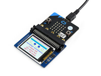 """BBC Micro:bit LCD Module 1.8"""" Colorful Display 160x128 ST7735S Driver 65K colors"""