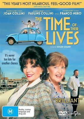 The Time Of Their Lives (DVD, 2017) Joan Collins